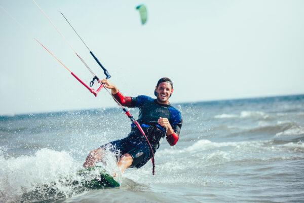 Rügen Urlaub: Surfen