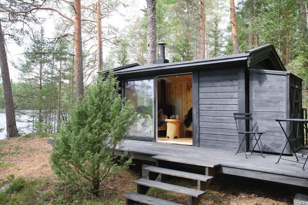 Norwegen Orje Hütte