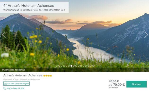 2 Tage Achensee