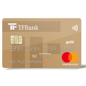 TF MasterCard Gold: Alle Vorteile & Kosten der TF Bank Kreditkarte im Überblick