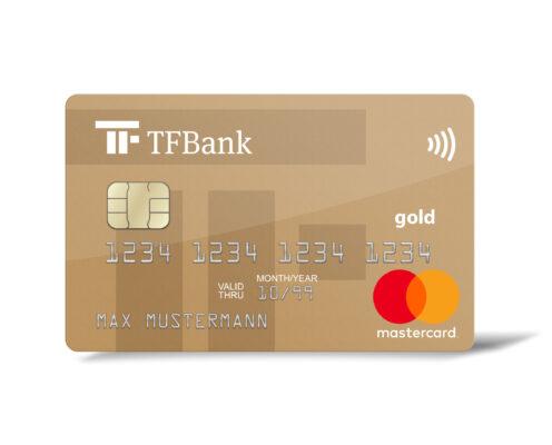 TF-Bank Kreditkarte