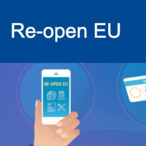 Re-open EU App: Mit aktuellen Reiseinformationen sicher in den Urlaub