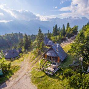 Am Wochenende ab in die Natur: 3 Tage Slowenien mit eigener Almhütte & Sauna ab 99€ p.P.