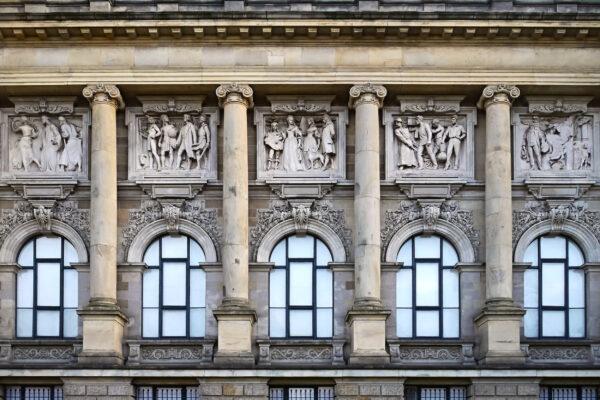 Deutschland Hannover Staatsmuseum