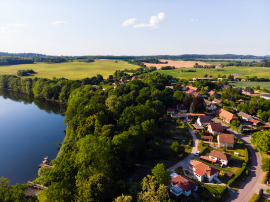 Deutschland Mecklenburgische Schweiz