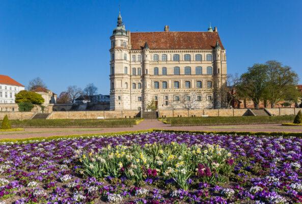 Urlaub in Mecklenburg-Vorpommern: Schloss Güstrow