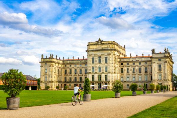 Urlaub in Mecklenburg-Vorpommern: Schloss Ludwigslust