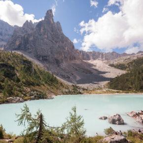 Italien am Wochenende: 2 Tage am Lago di Sorapis im guten 3* Hotel mit Frühstück um 54€
