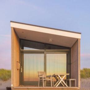 Idyllisches Strandhaus in Hollland: 5 Tage im eigenen Beach House ab 138€ p.P.