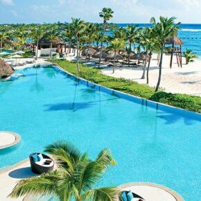 Luxus in Mexiko: 9 Tage im ausgezeichneten 5* Hotel mit All Inclusive, Flug & Transfers nur 1.545€