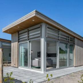 Zeeland: 5 Tage in einer nachhaltigen Water Village Lodge in der Natur ab 80€ p.P. // Sommer 2021 Termine verfügbar