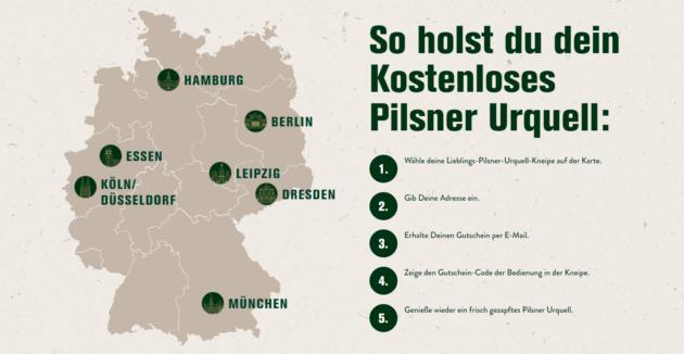 Pilsner Urquell Angebot