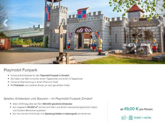 Playmobil FunPark Angebot