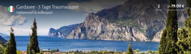 3 Tage Gardasee