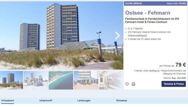 4 Tage Ostsee