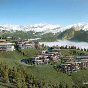 Unvergessliche Ausblicke: 8 Tage im Alpen-Chalet mit Talblick, All Inclusive, Wellness & Extras nur 1.895€