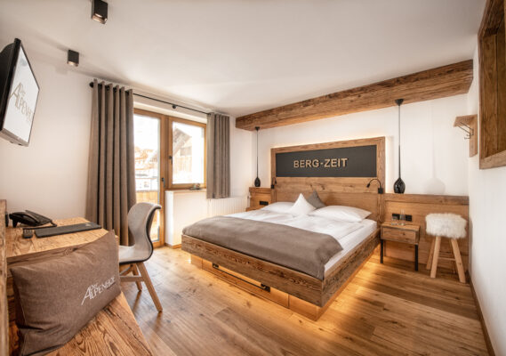 Alpenhof Grossarl Zimmer