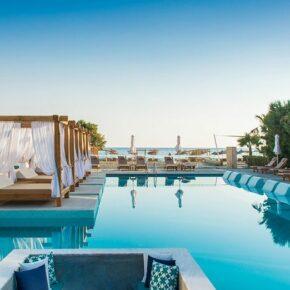 Luxus auf Kreta: 6 Tage im neuen TOP 4* Hotel mit Halbpension & Flug nur 341€
