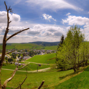 Aktivurlaub im Erzgebirge: 3 Tage im 3* Landgasthof mit Halbpension & Kegelbahn nur 64€