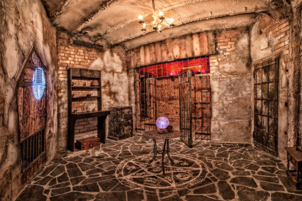 Escape Room Spezialeffekte