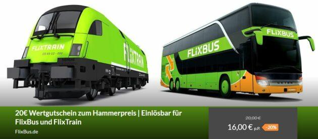 Flixbus Deal