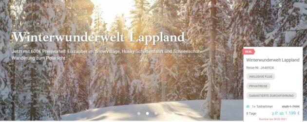 Lappland 8 Tage