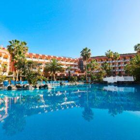 Teneriffa: 7 Tage im 4* Hotel mit Halbpension & Flug nur 538€