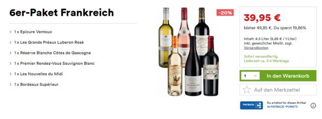 Weinfreunde Frankreich