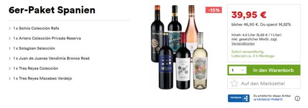 Weinfreunde Spanien