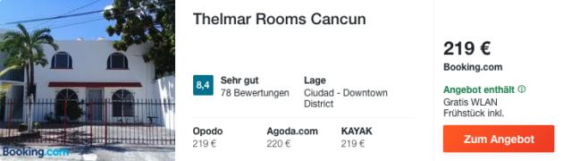 14 Tage Cancun Hotel