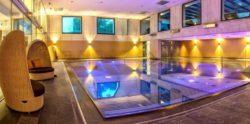Wellness in Tirol: 3 Tage im 4* Hotel nahe Leutaschklamm mit Halbpension & Spa ab 149€