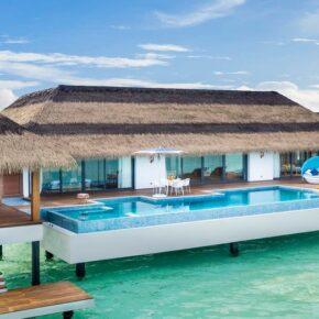 Luxuriöser geht's nicht: 9 Tage Malediven mit neuem 5* Pullman Resort, All Inclusive, Flug & Transfer nur 3258€