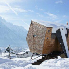 Silvester in Österreich: 8 Tage im spektakulären Ferienhaus in Tirol nur 599€ p.P.
