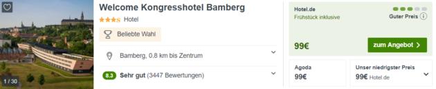 2 Tage Bamberg