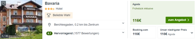 2 Tage Berchtesgaden