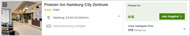 2 Tage Hamburg Deal