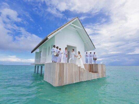 9 Tage Malediven Kapelle