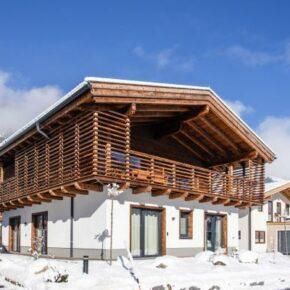SILVESTER in Österreich: 8 Tage im genialen Winterchalet in den Bergen nur 678€ p.P.