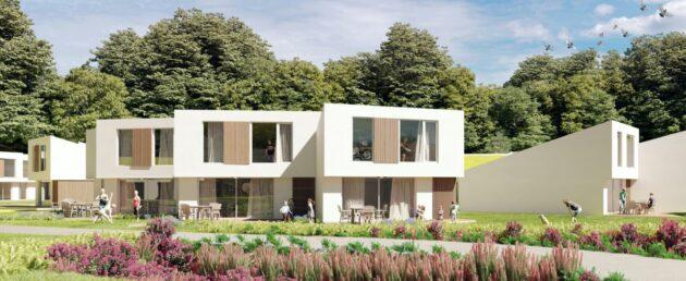 Belgien Roompot Park Eksel Bungalow4