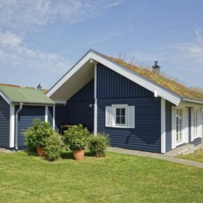Bungalow mit Sauna direkt am Meer: 5 Tage Deutschland an der Ostsee ab 113€ p.P.