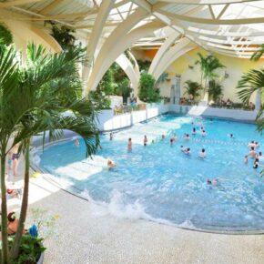 Center Parcs: 5 Tage im Park Bostalsee mit eigenem Ferienhaus & Zugang zum Aqua Mundo ab 58€
