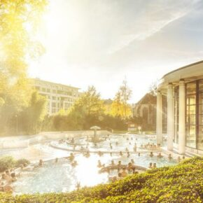 Caracalla Therme: 2 Tage Entspannung im Premium-Hotel inkl. Frühstück & Thermen-Eintritt ab 110€