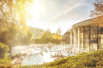 Caracalla Therme: 2 Tage Entspannung im Premium-Hotel inkl. Frühstück & Thermen-Eintritt ab 116€