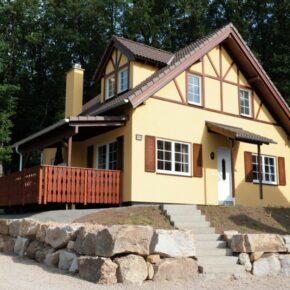 Eifel in den Herbstferien: 5 Tage in eigener Villa mit Sauna & Whirlpool ab 69€ p.P.