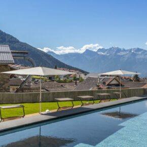 Italien Neueröffnung: 3 Tage Südtirol im Luxushotel mit Infinitypool, Frühstück & Wellness ab 119€