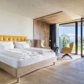 Italien Oberbozen Gloriette Zimmer