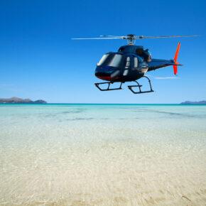 Im Flugmodus gegen Corona: Mallorca Urlauber nach Sperrfrist mit Hubschrauber von Stränden vertrieben