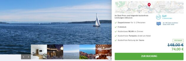 2 Tage Bodensee