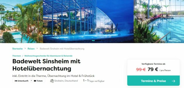Badewelt Sinsheim