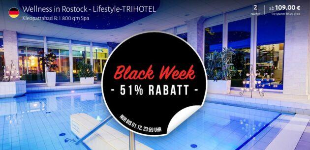 Rostock Black Week Schnäppchen